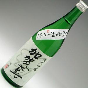 加賀鳶 純米吟醸 初呑み切り生詰酒 720ml|konchikitai