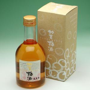 加賀小堀酒造店 加賀梅酒 300ml|konchikitai