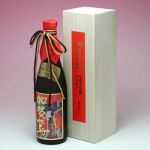 加賀鳶 純米大吟醸 千日囲い 錦絵ラベル 720ml|konchikitai