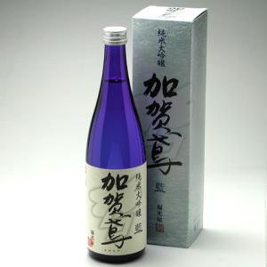 加賀鳶 純米大吟醸 藍 720ml|konchikitai