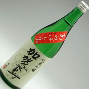 加賀鳶 純米吟醸 あらばしり生原酒 720ml|konchikitai