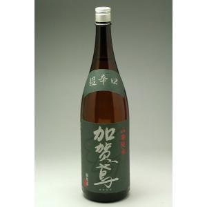 加賀鳶 山廃純米 超辛口 1800ml|konchikitai