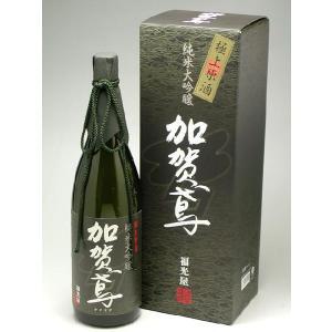 加賀鳶 純米大吟醸 極上原酒 1800ml|konchikitai