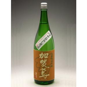 石川県の地酒 加賀鳶 山廃純米吟醸ひやおろし 生原酒 1800ml|konchikitai