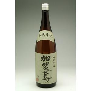 加賀鳶 山廃純米 本格辛口 1800ml|konchikitai