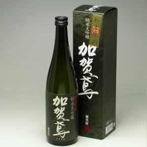 加賀鳶 純米大吟醸 極上原酒 720ml|konchikitai