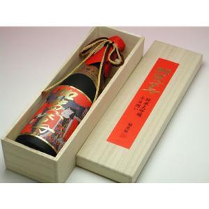 石川県の地酒 加賀鳶 純米大吟醸 千日囲い 錦絵ラベル1800ml|konchikitai