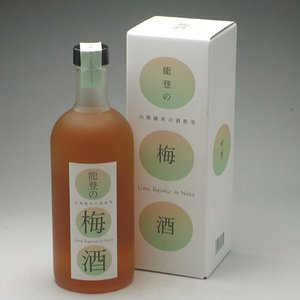 能登町宇出津 数馬酒造の能登の梅酒|konchikitai