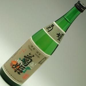 菊姫さんが仕込んでいる純米酒の中では最高クラスの純米酒です。 米にこだわり、水にこだわり、環境にこだ...