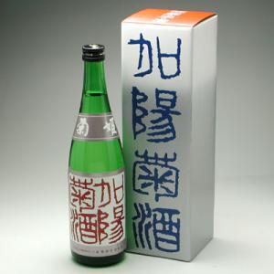 石川県の地酒 菊姫 加陽菊酒 720ml