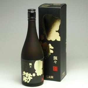 黒帯 純米吟醸 飄々 720ml|konchikitai