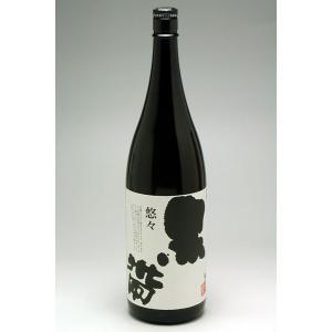 黒帯 特別純米 悠々 1800ml|konchikitai
