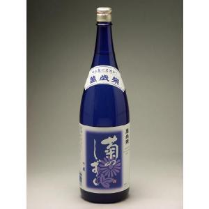 萬歳楽 吟醸 菊のしずく 1800ml|konchikitai