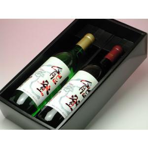 能登ワイン 赤と白の詰合せ|konchikitai