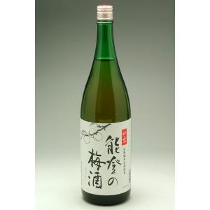 数馬酒造の能登の梅酒 1800ml|konchikitai