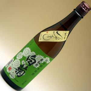 奥能登・輪島の地酒 白菊 純米原酒 八反錦 ひやおろし 720ml|konchikitai