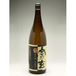 秋の酒 宗玄 純米石川門 ひやおろし 1800ml|konchikitai