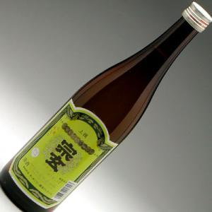 能登の晩酌酒 宗玄 上選 720ml|konchikitai