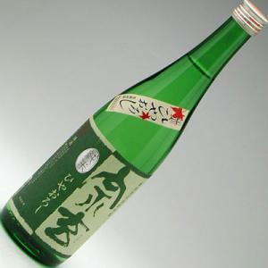 石川県の地酒 宗玄 純米原酒 ひやおろし 720ml|konchikitai