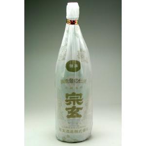 能登の贅沢酒 宗玄 特撰 1800ml|konchikitai