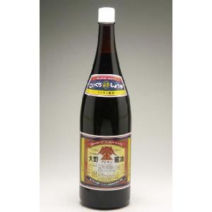 金沢・大野 フジキン醤油<並>1800ml|konchikitai