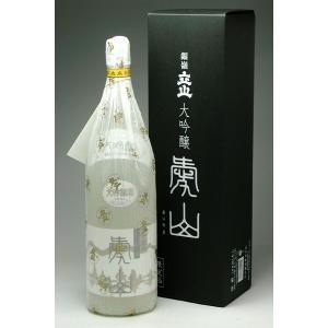 立山酒造 銀嶺立山 大吟醸 愛山 1800ml|konchikitai