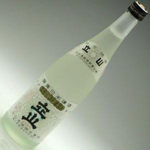立山酒造 銀嶺立山 純米吟醸 720ml|konchikitai