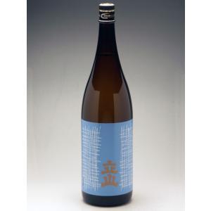 富山の地酒 銀嶺立山 本醸造酒 酉印 1800ml|konchikitai