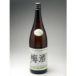 日本酒がベース 立山梅酒 1800ml|konchikitai
