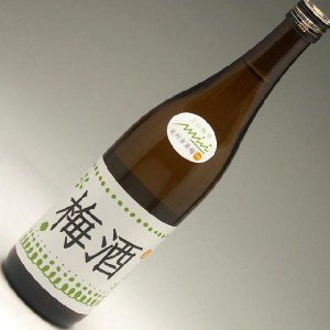 日本酒がベース 立山梅酒 720ml|konchikitai