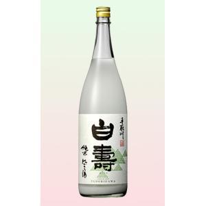 手取川 純米にごり酒 白寿 1800ml|konchikitai