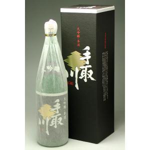石川の地酒 手取川 純米大吟醸 本流  1800ml|konchikitai