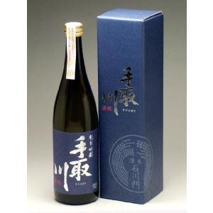 手取川 純米吟醸 石川門 720ml|konchikitai