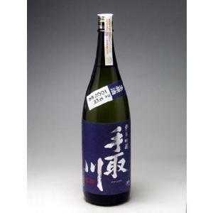 石川県の酒米『石川門』で仕込んだ 手取川 純米吟醸生酒 石川門 1800ml|konchikitai