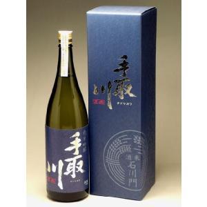 手取川 純米吟醸 石川門 1800ml|konchikitai