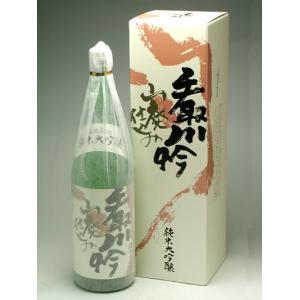 入魂の逸品 手取川  山廃仕込 純米大吟醸 1800ml|konchikitai