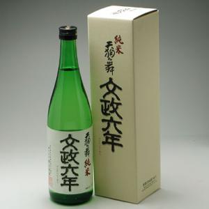 天狗舞 純米酒 文政六年 720ml|konchikitai