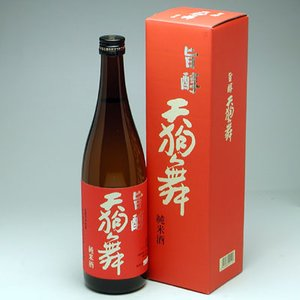 天狗舞 純米酒 旨醇 720ml|konchikitai