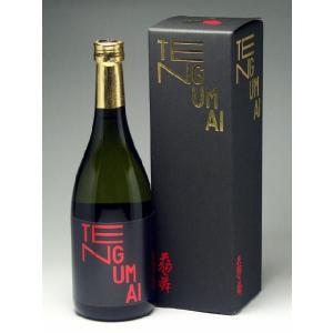 TENGUMAI BLACK 天狗舞 純米大吟醸 720ml|konchikitai