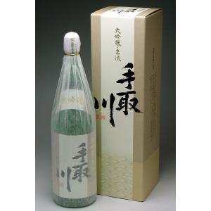 白山菊酒 手取川 大吟醸 名流 1800ml|konchikitai