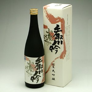白山市 手取川 山廃仕込純米大吟醸 720ml|konchikitai