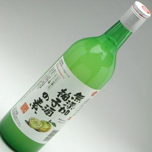 無添加 柚子酒の素 720ml|konchikitai