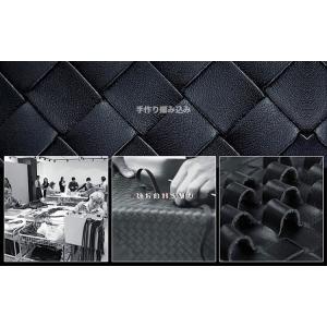 財布 メンズ財布 レザー最高級本革 手作り 編み込み|konigsweg|05