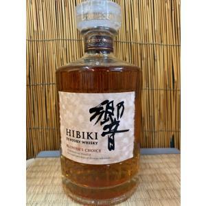 響 BLENDER'S CHOICE 多種多様な樽で熟成を深めた幅広い酒齢の原酒を厳選し、匠の技で繊...