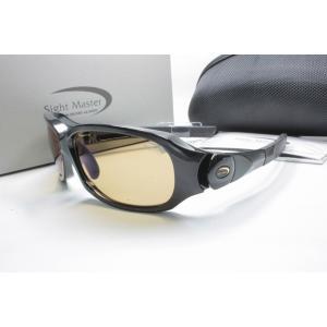 Sight Master サイトマスター KINETIC BLACK キネティック グロスブラック スーパーライトブラウン 偏光 TALEX|konky