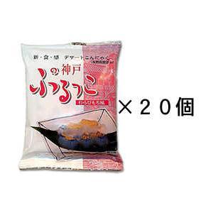 ぷるっこわらび餅20個セット|konnyaku-jp