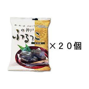 ぷるっこ抹茶20個セット|konnyaku-jp