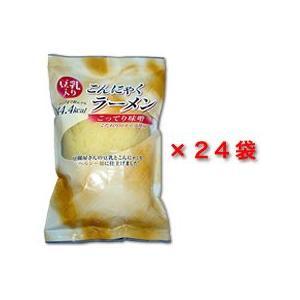 こんにゃくラーメンこってり味噌お徳用24パック|konnyaku-jp