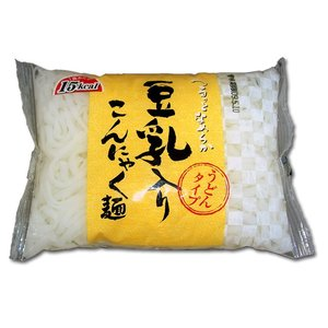 業務用 豆乳入り こんにゃくうどん|konnyaku-jp