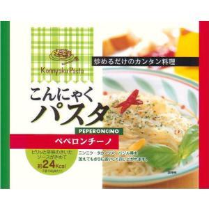 ペペロンチーノこんにゃくパスタ24食セット|konnyakuclub|02
